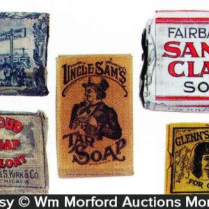 Early Soap Bars