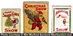 Christmas Snow Boxes