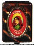 Muriel Cigars Match Safe