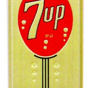 7Up Likes You Door Push