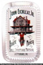 Eichleay House Movers Paperweight