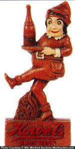 Howel's Root Beer Figure