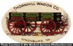 Thornhill Wagon Knife Stone
