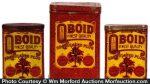 Q-Boid Tobacco Tins