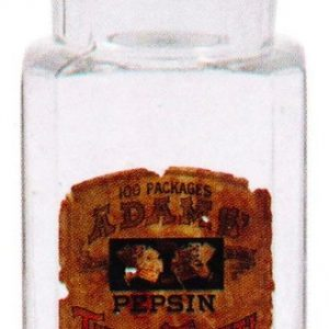 Adams' Tutti-Frutti Gum Jar