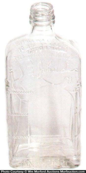 John Sullivan Boxing Whiskey Bottle