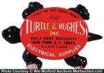 Turtle & Hughes Advertising Turtle