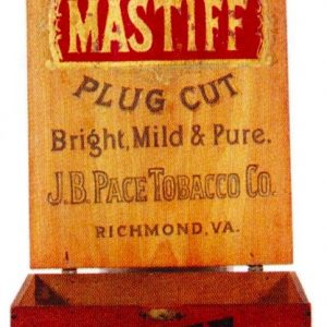 Mastiff Tobacco Box