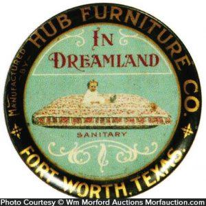 Hub Furniture Mattresses Tip Tray
