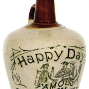 Happy Days Whiskey Jug