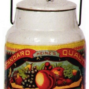 Heinz Quince Jelly Jar