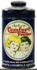 Sykes Healing Powder Tin