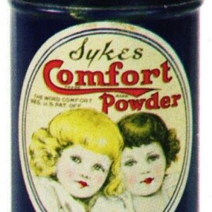 Sykes Healing Powder Tin