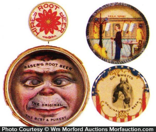 Vintage Root Beer Advertising