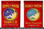 Honey Moon Tobacco Tins