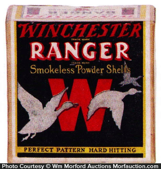 Winchester Ranger Shells Box