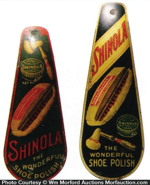 Shinola Shoe Polish Shoe Horns