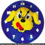Ken 'L Ration Clock