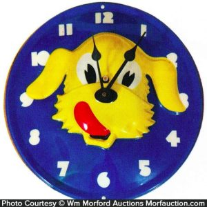 Ken 'L Ration Clock
