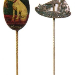 Rca Victor Stick Pins