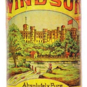 Windsor Baking Powder Tin
