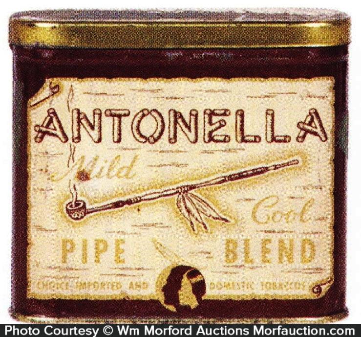 Antonella Tobacco Tin
