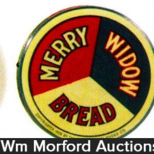 Merry Widow Bread Tape Measures