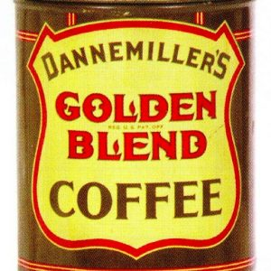 Golden Blend Coffee Can