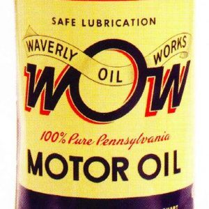 Waverly Wow Oil Can