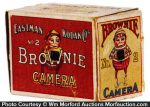 Kodak Brownie Camera Box