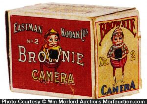 Kodak Brownie Camera Box