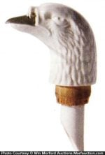 Eagle Whiskey Pourer