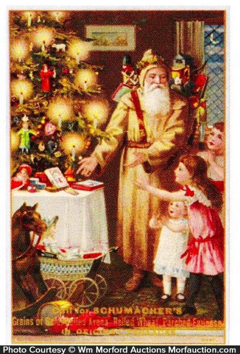 Schumacher Milling Christmas Card