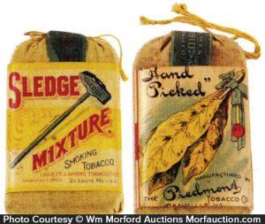 Vintage Tobacco Packs
