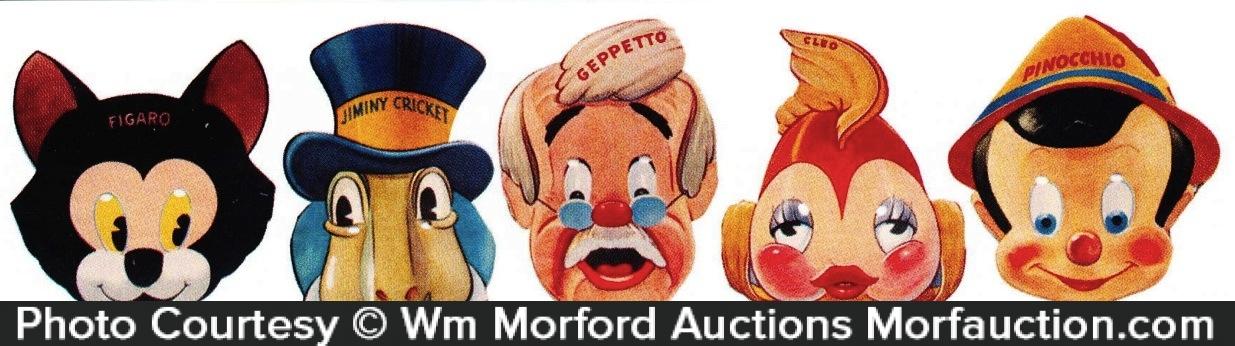 Pinocchio Masks