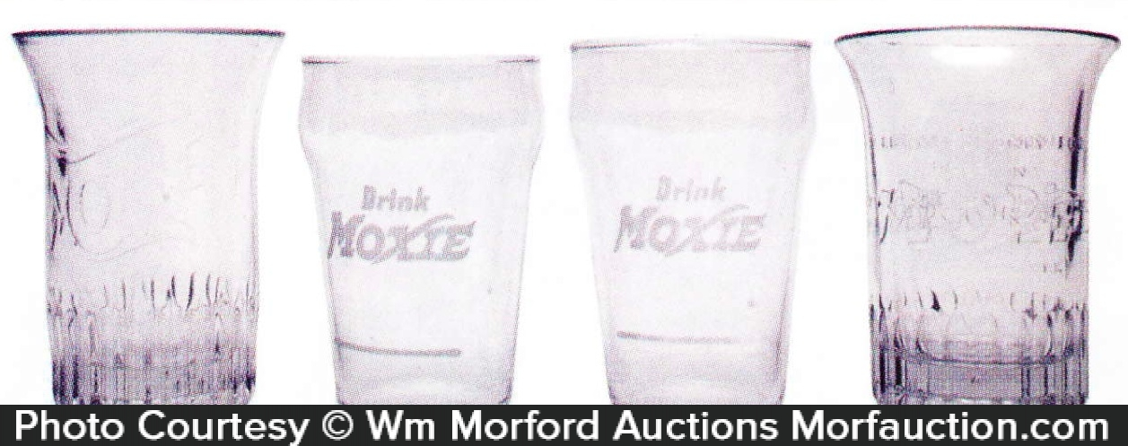 Vintage Moxie Glasses
