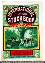 International Stock Book Catalog