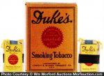 Duke's Tobacco Display Box