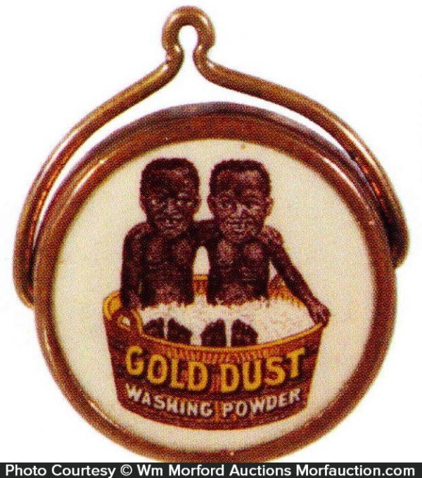 Gold Dust Washing Powder Fob