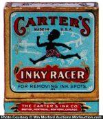 Carter's Inky Racer Kit