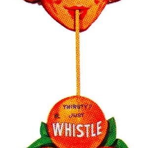 Whistle Bottle Topper