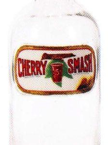 Cherry Smash Syrup Bottle