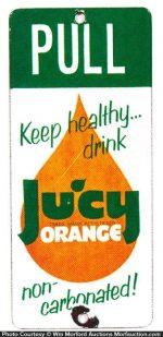 Jucy Orange Door Pull