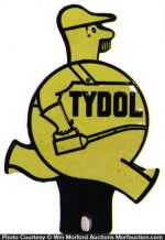 Tydol License Plate Tag