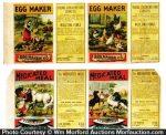 Vintage Veterinary Labels
