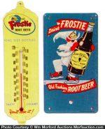 Frostie Root Beer Signs