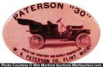 Paterson 30 Autos Mirror