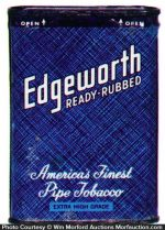 Edgeworth Ready Rubbed Tin