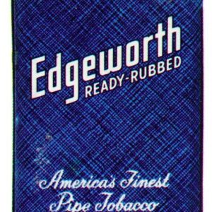 Edgeworth Ready Rubbed Tin