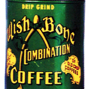Wish Bone Coffee Can